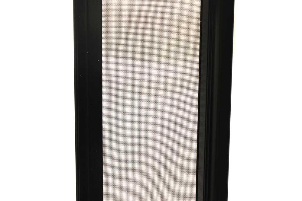 72u2033 Retractable Screen Door U2013 Black