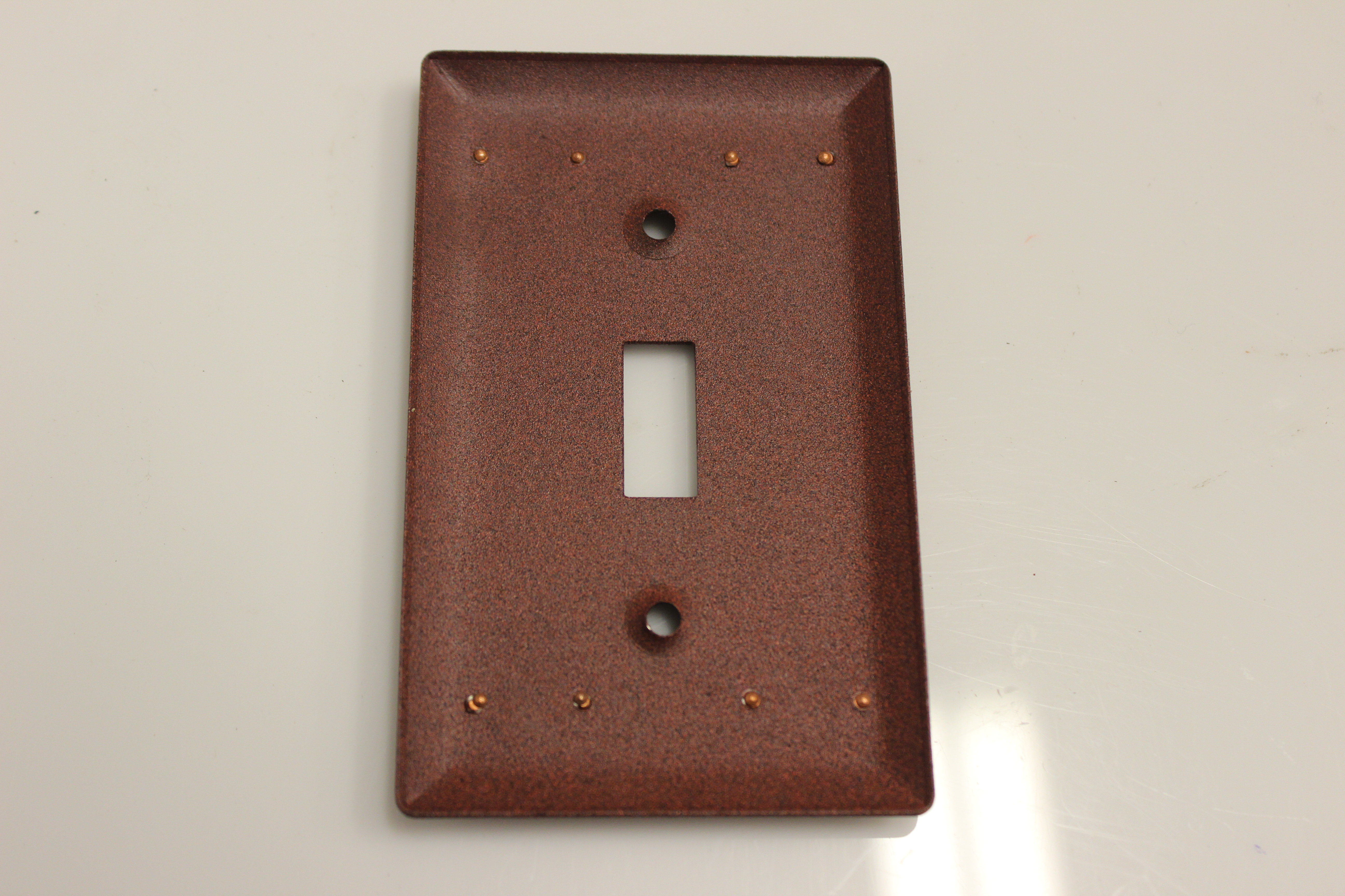 Single Switch Plate Covers Engraved Star Single Switch Plate Cover  Antique  Jazz Sales