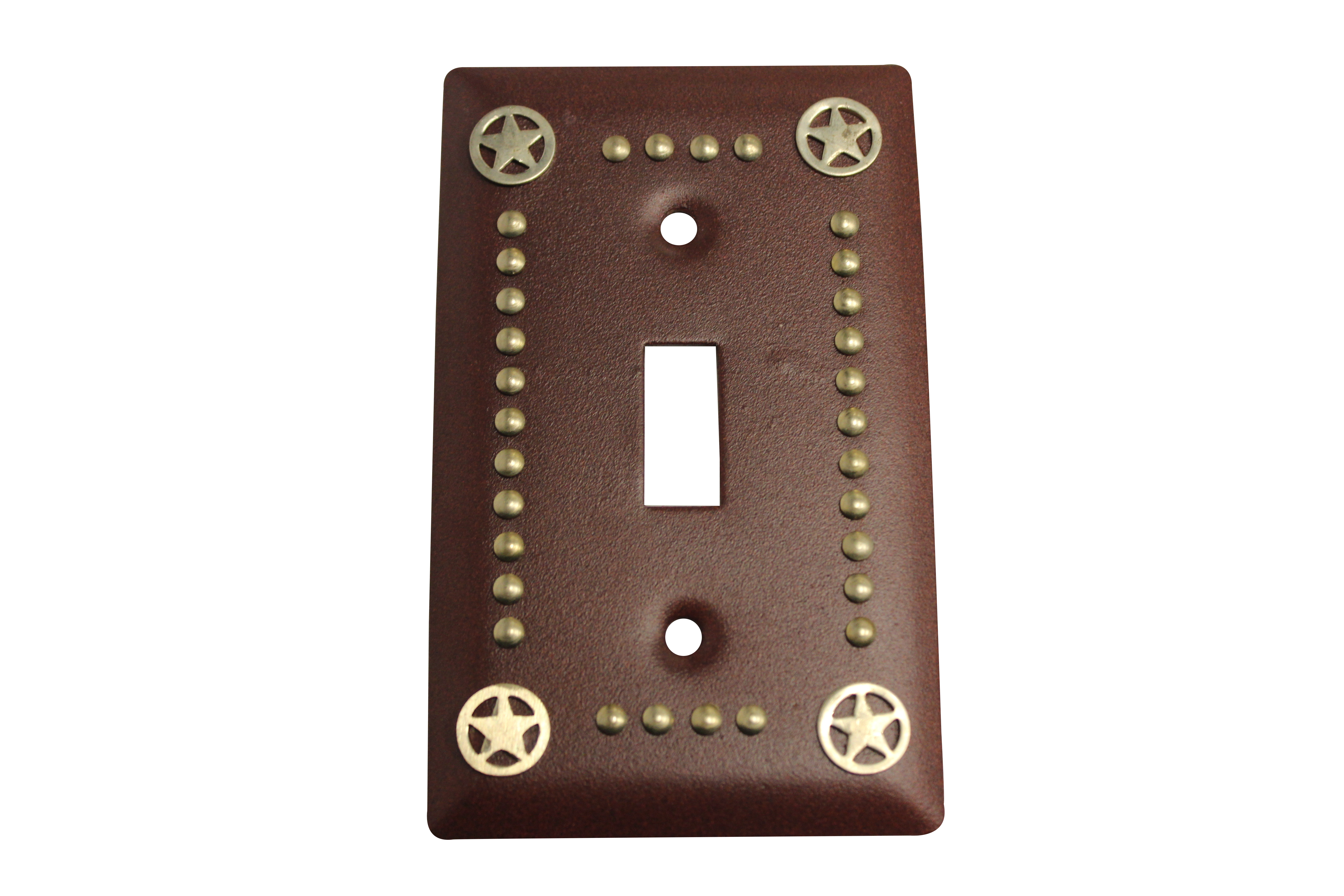 Plate Cover Stars & Dots Single Switch Plate Cover  Antique  Jazz Sales