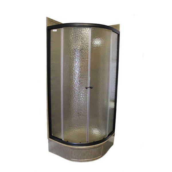 Obscured Glass Dark Oil Rubbed Bronze, Rv Glass Shower Door Latch