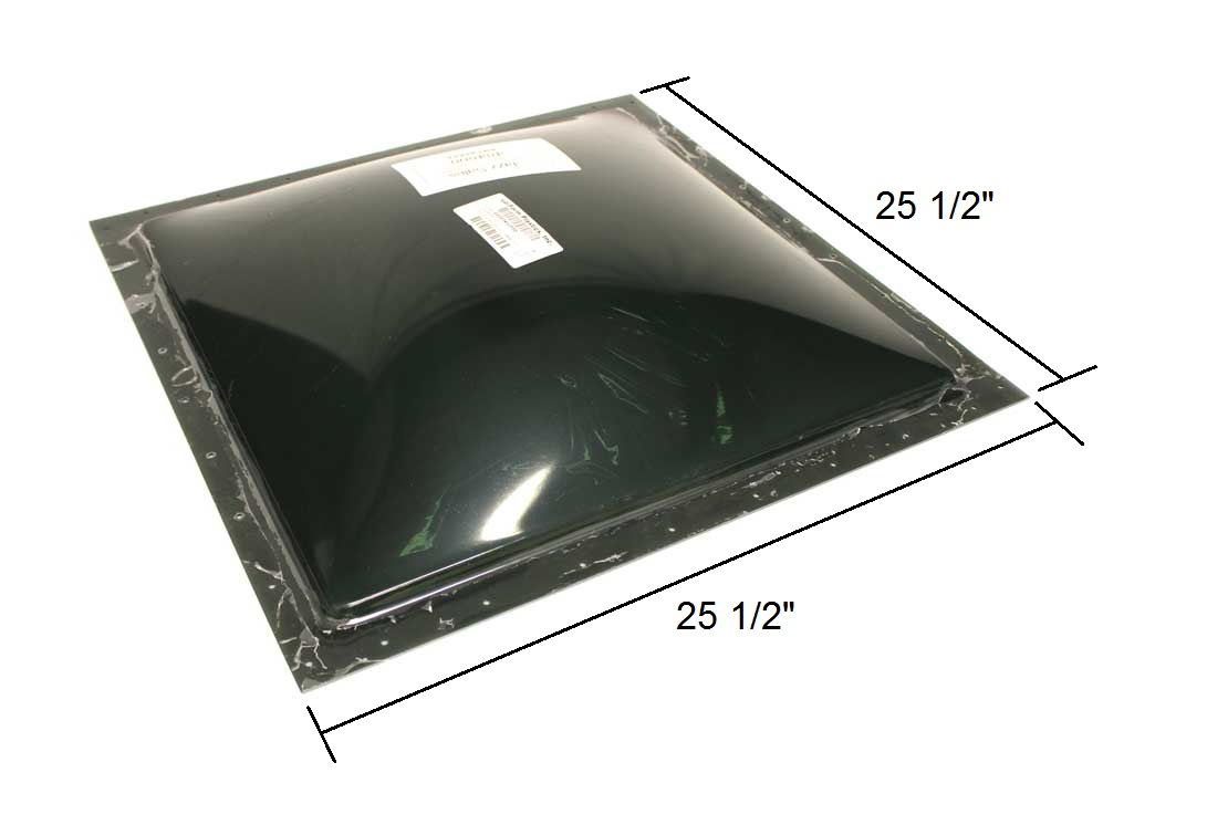 25 Quot X 25 Quot Skylight Dome Smoke Jazz Sales